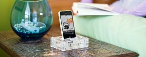 AirCurve - Acoustic amplifier for iPhone