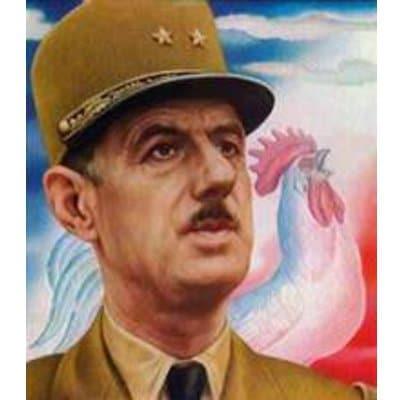 Nouveau site Web sur Brizawen : biographie de Charles De Gaulle