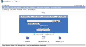 fileplanet interface