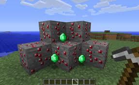 Minecraft emeraude