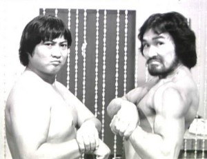 Samo Hung et Leug Kar Yan