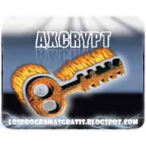 Axcrypt logo