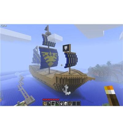 Minecraft : les plus belles réalisations sous Minecraft