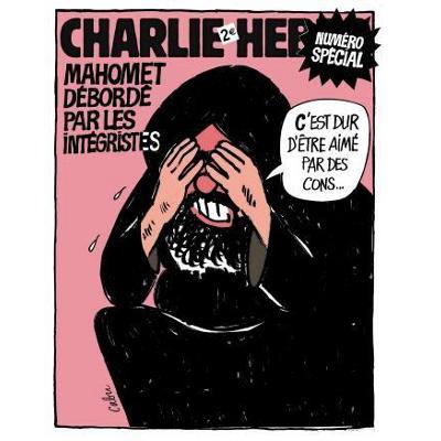 Censure – Le site web de Charlie Hebdo est en panne