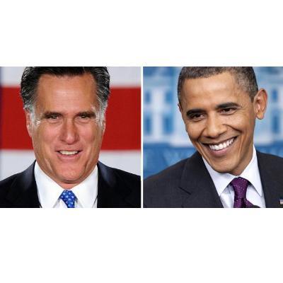 Résultat du sondage après le deuxième débat entre Barack OBAMA et Mitt ROMEY pour les élections américaines 2012