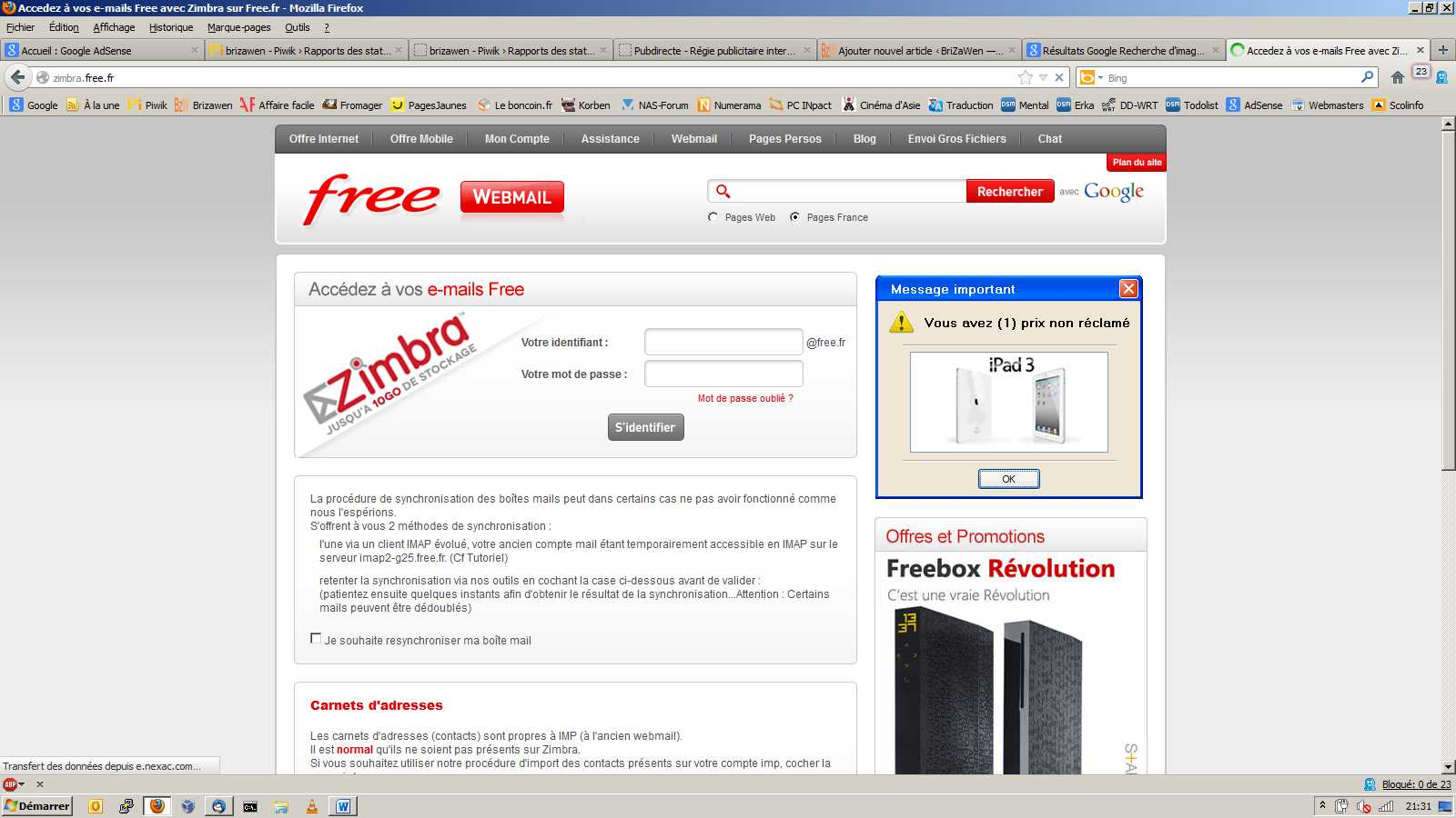 1email Fred Contact Usco Ltd Mail: Free Zimbra Webmail