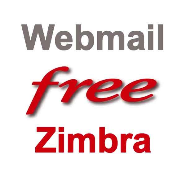 Problème de mail sur les serveurs ZIMBRA de FREE