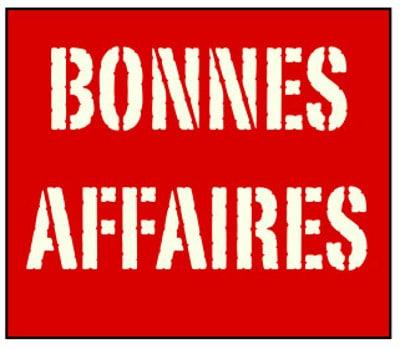 Nouveau site Web des bonnes affaires : www.affairefacile.net