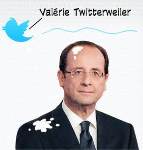 caricature francois hollande