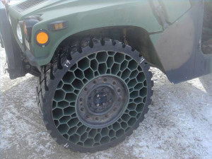 Pneus sans air Michelin