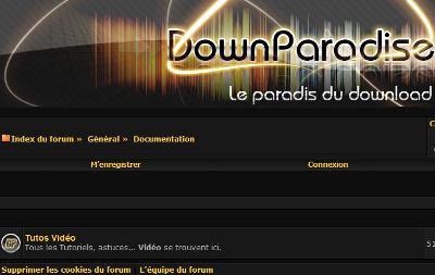 Down Paradise Down