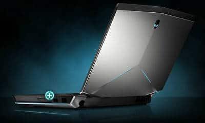 DELL brade ses portables Alienware