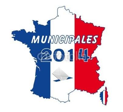 Publication sondages et résultats élections municipales 2014