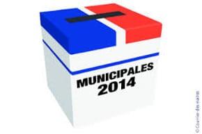 Sondages élections municipales 2014