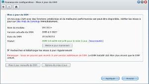 Synology Firmware 5.0 nouveautés