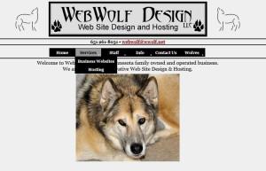 Le site web wwolf