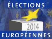 Participation élections européennes 2014 à mi-journée