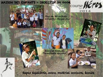 Course des héros – Soutenez le Cambodge avec Phare Ponleu Selpak