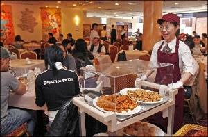 Meilleurs restaurants chinois Paris