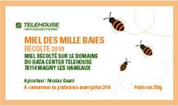 ruches  à telehouse