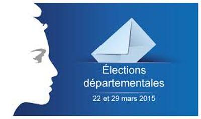 Élections départementales 2015 sondages, résultats et participation
